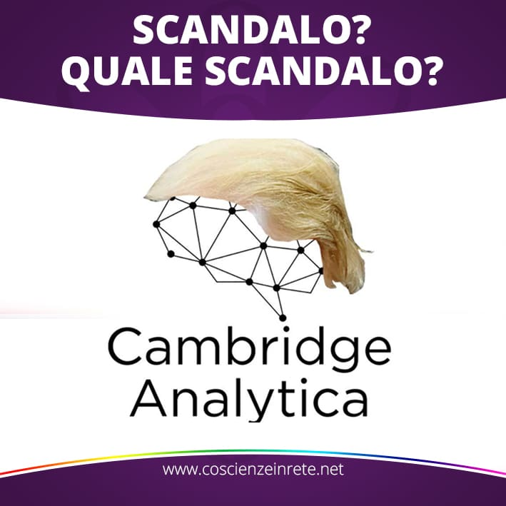 CIR Cambridge Analytica